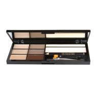 Палетка теней для бровей MakeUp Revolution Ultra Brow Palette Fair to Medium: фото