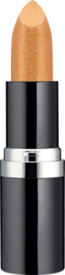 Губная помада Essence Metal shock lipstick 08 золотой: фото