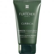 Регулирующий шампунь для склонной к жирности кожи головы Rene Furterer Curbicia 150 мл: фото