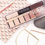 Тени для век CATRICE 9 в 1 The Fresh Nude Collection Eyeshadow Palette 010 нюдовый: фото