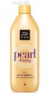 Кондиционер для придания блеска MISE EN SCENE Pearl Smooth & Silky Moisture Rinse: фото