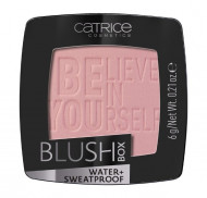 Румяна CATRICE Blush Box 010 Soft Rose: фото