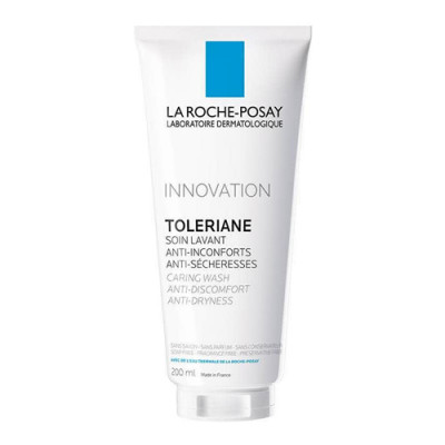 Гель-уход очищающий для умывания La Roche-Posay Toleriane 200мл: фото