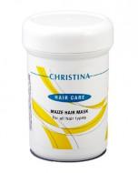 Маска кукурузная для сухих и нормальных волос CHRISTINA Maize Hair Mask 250 мл: фото