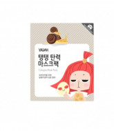 Маска для лица тканевая коллагеновая YADAH COLLAGEN MASK PACK 25гр: фото