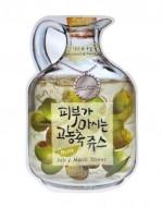 Маска тканевая фруктовая Baviphat Olive Juicy Mask Sheet (nutrition & Moisturizing) 23г: фото