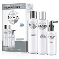 Набор для волос 3х-ступенчатая система Nioxin System1 150+150+50 мл: фото