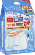 Маска для лица с тамариндом и гиалуроновой кислотой JAPAN GALS Pure5 Essence Tamarind 15шт*2: фото