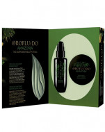 Набор Orofluido Amazonia Repairing Balm 100 мл & Body Cream 175 мл: фото