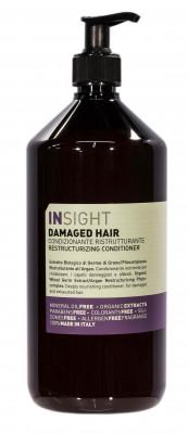 Кондиционер бальзам для поврежденных волос INSIGHT DAMAGED HAIR 1000мл: фото