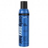 Спрей-мусс для усиления кудрей SEXY HAIR Curl Power 250мл: фото