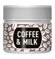 Скраб для бровей BROW HENNA аромат кофе с молоком, 30г: фото